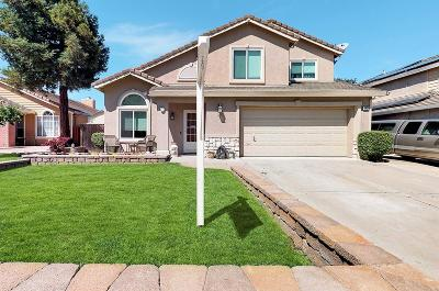 Tracy CA Single Family Home For Sale: $555,495
