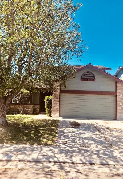 Lathrop Single Family Home For Sale: 16155 Tumbleweed Lane