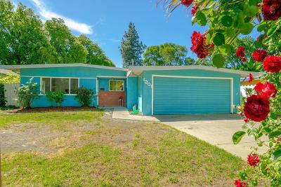 Yolo County Single Family Home For Sale: 1301 Chestnut Lane