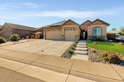 Rancho Cordova Single Family Home For Sale: 11053 Carmenet Way