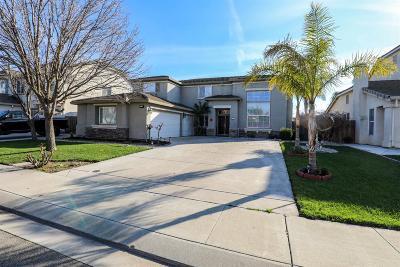 Manteca Single Family Home For Sale: 2468 Basilicae Way