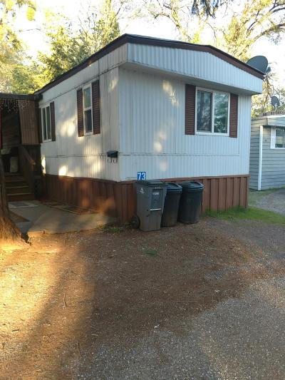 Mobile/Manufactured For Sale: 22235 West Foresthill Road #73