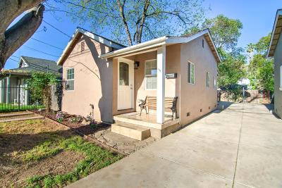 Sacramento Single Family Home For Sale: 4220 44th Street
