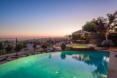 El Dorado Hills Single Family Home For Sale: 1721 Terracina Drive