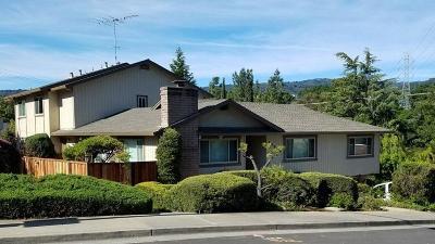 Cupertino Multi Family Home For Sale: 10379 Alpine Drive
