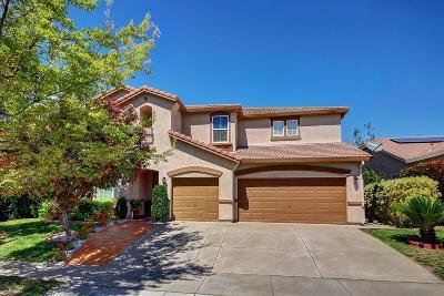 Roseville Single Family Home For Sale: 7640 Malta Drive