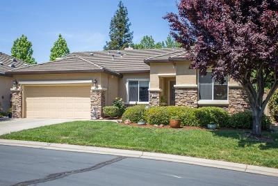 Roseville CA Single Family Home For Sale: $463,000