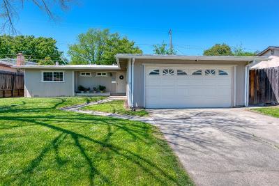 Orangevale Single Family Home For Sale: 5537 Claiborne Way