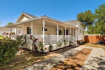 Placer County Single Family Home For Sale: 512 Main Street