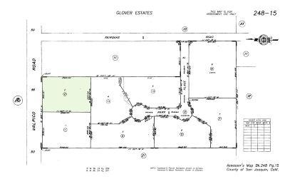 Manteca, Modesto, Stockton, Tracy, Lathrop Residential Lots & Land For Sale: 8348 West Valpico Road