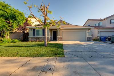 Merced Single Family Home For Sale: 1359 Baxter Court