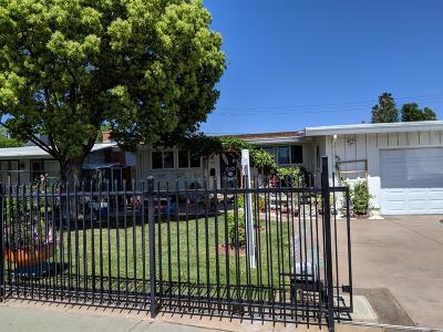 Sacramento Single Family Home For Sale: 3445 Lerwick Road