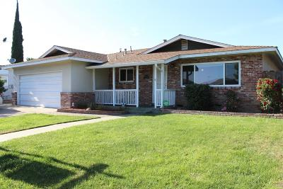 Manteca Single Family Home For Sale: 435 Northgate Drive