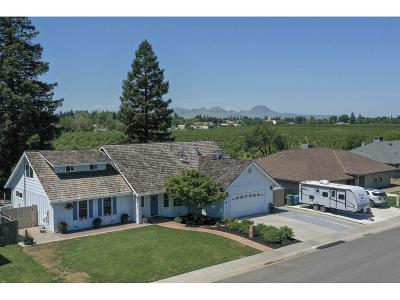 Yuba City Single Family Home For Sale: 348 Rose Lane