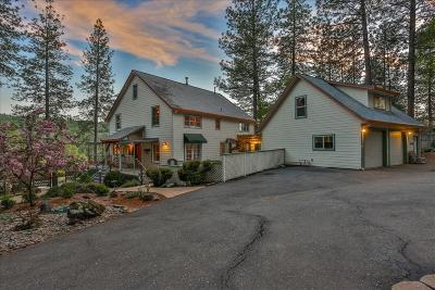 Placerville Single Family Home For Sale: 3118 Harmony Hill Road