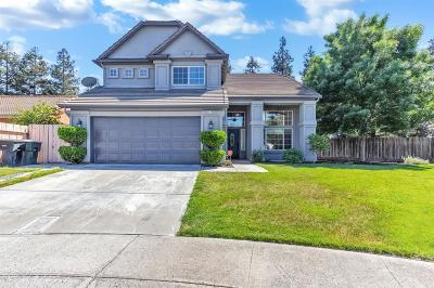 Modesto Single Family Home For Sale: 3700 Troon Place