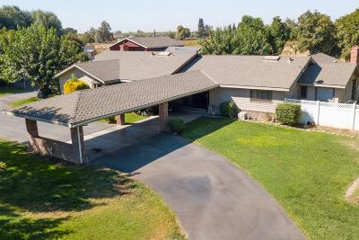 Hughson Single Family Home For Sale: 4831 Mountain View Road