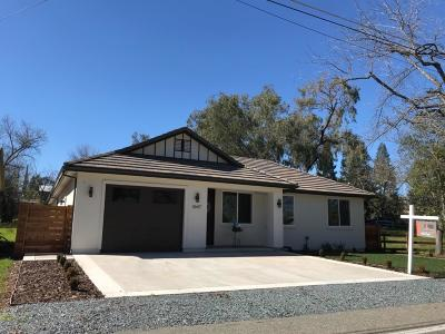Carmichael Single Family Home For Sale: 3647 Hollister Avenue