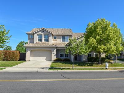 Roseville Single Family Home For Sale: 9251 Yearling Way