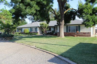 Merced Single Family Home For Sale: 3284 Stretch Road