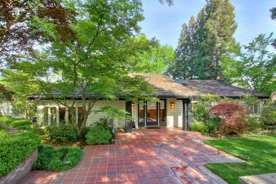 Sacramento Single Family Home For Sale: 1850 Maple Glen Road