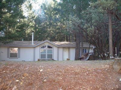Pollock Pines Single Family Home For Sale: 5551 Sierra Springs Drive
