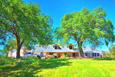 El Dorado County Single Family Home For Sale: 4331 Oak Meadow Road