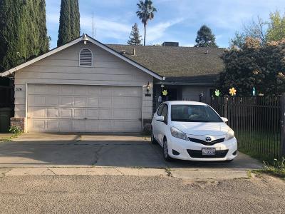Lodi Multi Family Home For Sale: 529 East Elm Street