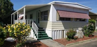 Citrus Heights Mobile/Manufactured For Sale: 6525 Sunrise Blvd #64