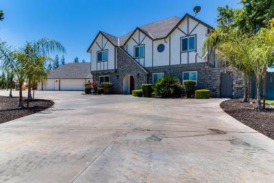 Single Family Home For Sale: 21585 Oleander Road