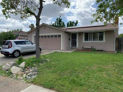 Orangevale Single Family Home For Sale: 5561 Norway Drive