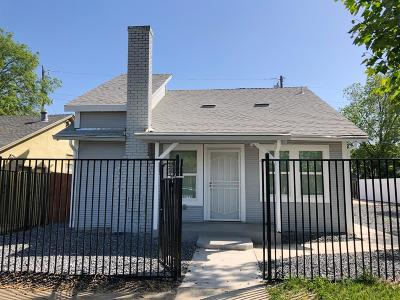 Single Family Home For Sale: 3332 Truckee Way