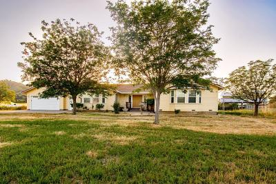 Guinda Single Family Home For Sale: 16320 Forest Avenue
