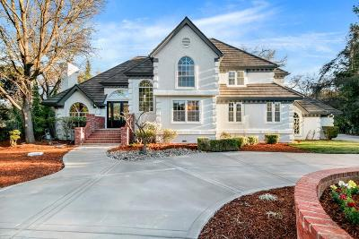 Granite Bay Single Family Home For Sale: 7623 Greenwood Court