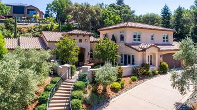 Folsom, Roseville, Granite Bay, Gold River, El Dorado Hills, Rocklin Single Family Home For Sale: 1695 Carnegie Way