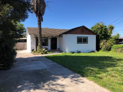 Hughson Single Family Home For Sale: 2513 6th Street