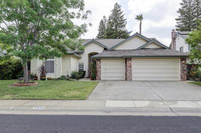 Rocklin Single Family Home For Sale: 5433 Thunder Ridge Circle