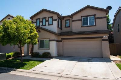 Roseville Single Family Home For Sale: 1577 Black Bear Street