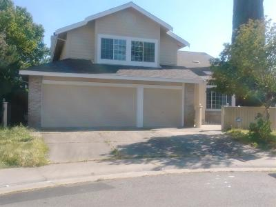 Antelope Single Family Home For Sale: 8400 Honey Hill Court