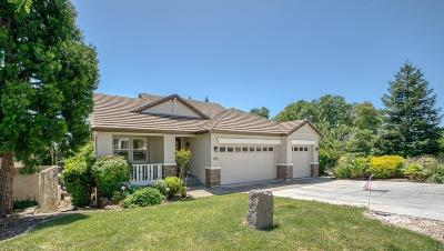 Rancho Murieta Single Family Home For Sale: 6329 Cazador