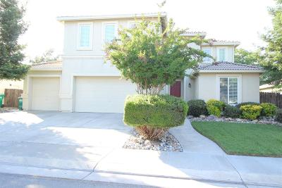 Stockton Single Family Home For Sale: 3837 Genova Lane