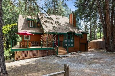Colfax Single Family Home For Sale: 177 Alpine Circle