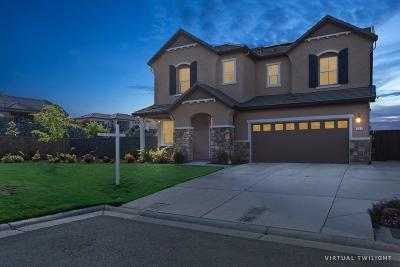El Dorado Hills Single Family Home Contingent: 701 Kilwood Court