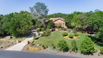 Loomis CA Single Family Home For Sale: $1,775,000