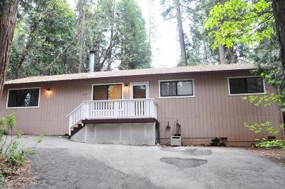 Pollock Pines Single Family Home For Sale: 6922 Ridgeway Drive
