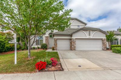 Elk Grove Single Family Home Contingent: 10220 Nick Way