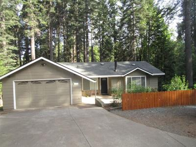 Nevada City Single Family Home For Sale: 12664 Dobbins Drive