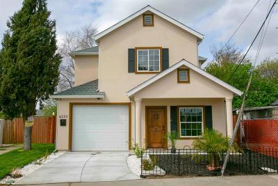 Sacramento Single Family Home For Sale: 4230 Attawa Avenue