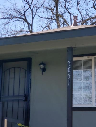 Sacramento County Multi Family Home For Sale: 3031 Connie Drive