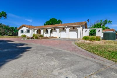 Valley Springs Single Family Home For Sale: 8627 Ospital Road